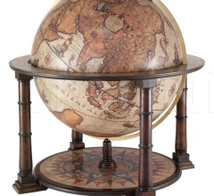 "Exclusive wooden globe ""Colosso"""