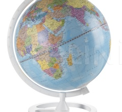 """Colour Circle"" educational desk globe - Iceberg"