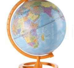 """Colour Circle"" educational desk globe - Orange"