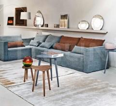 Модульный диван Brick фабрика Gervasoni