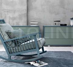 Кресло-качалка Gray 09 фабрика Gervasoni