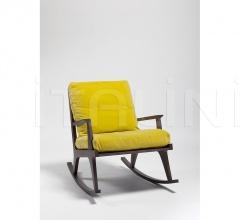 Кресло-качалка Ego 854/PR фабрика Potocco