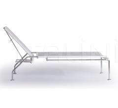 Итальянские шезлонги - Шезлонг Agra 688/D-RECL фабрика Potocco