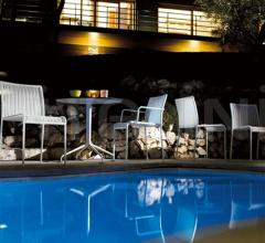 Итальянские стулья - Стул с подлокотниками Agra 688/PXXL фабрика Potocco