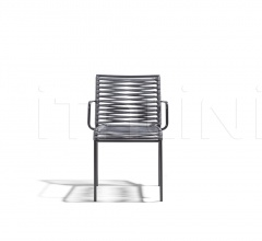 Итальянские стулья - Стул с подлокотниками Aria 864/P фабрика Potocco