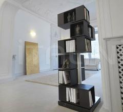 Книжный шкаф TWISTER фабрика Klab Design