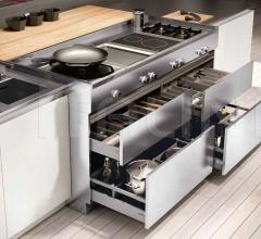 Кухня Ambra фабрика Linea Quattro