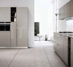 Кухня Tecnika Regula фабрика Linea Quattro