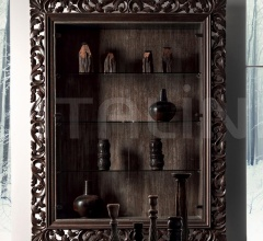 Навесной шкаф-витрина Gaston 538-G фабрика CorteZari