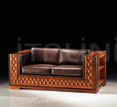Двухместный диван 1722V2 фабрика Bakokko