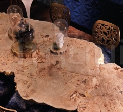 Стол обеденный 117 C фабрика Bizzotto
