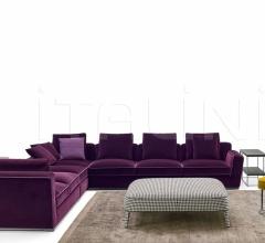 Итальянские диваны - Модульный диван SOLATIUM фабрика Maxalto (B&B Italia)