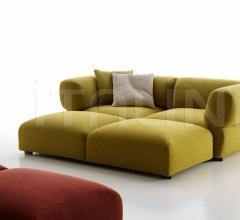 Итальянские диваны - Модульный диван BUTTERFLY фабрика B&B Italia