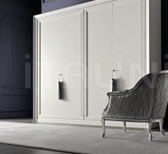 Итальянские шкафы гардеробные - Шкаф гардеробный Giusy 727 фабрика CorteZari