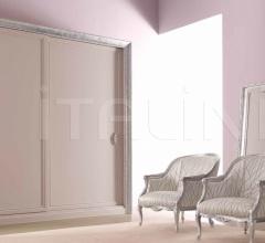 Итальянские шкафы гардеробные - Шкаф гардеробный Giusy 724 фабрика CorteZari