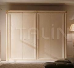 Итальянские шкафы гардеробные - Шкаф гардеробный Clara 501 фабрика CorteZari