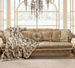 Трехместный диван 8163 фабрика Riva Mobili D`Arte
