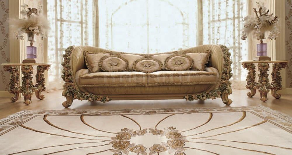 Трехместный диван 9163 Riva Mobili D`Arte
