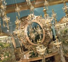 Настенное зеркало 7960/OB фабрика Riva Mobili D`Arte
