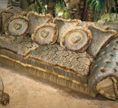Трехместный диван 5163 фабрика Riva Mobili D`Arte