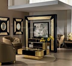 Настенное зеркало OVAL MIRROR MOSAIK фабрика Vismara Design