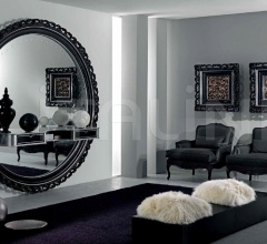 Консоль STAR GATE BIG MIRROR BAROQUE фабрика Vismara Design