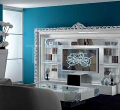 Стойка под TV THE WALL HOME CINEMA BAROQUE фабрика Vismara Design