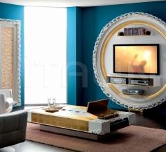 Стойка под TV STAR GATE BAROQUE фабрика Vismara Design