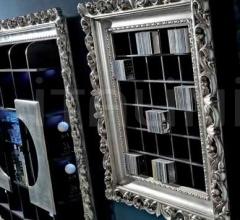 Книжный стеллаж FRAME - 120 BAROQUE фабрика Vismara Design