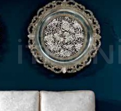 Интерьерная декорация BODY ROUND LIGHT BAROQUE фабрика Vismara Design
