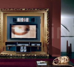 Стойка под TV THE FRAME HOME CINEMA BAROQUE фабрика Vismara Design