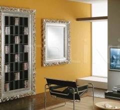 Книжный стеллаж FRAME - 214 BAROQUE фабрика Vismara Design