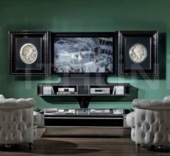 Стойка под TV SLIDING HOME CINEMA CLASSIC фабрика Vismara Design