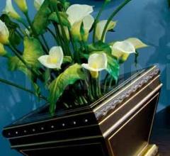 Кашпо FLOWERS 60 CLASSIC фабрика Vismara Design