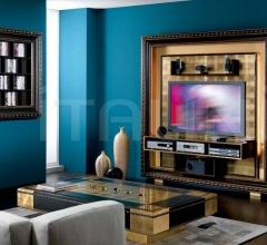 Книжный стеллаж FRAME 120 CLASSIC фабрика Vismara Design