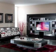 Стойка под TV THE WALL HOME CINEMA CLASSIC фабрика Vismara Design