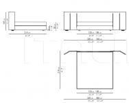 Кровать Eden Plus Flexform