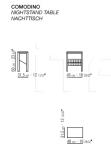 Кровать Piano Flexform