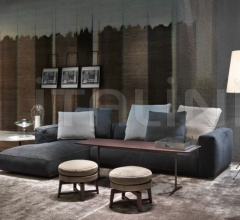 Модульный диван Grandemare фабрика Flexform