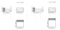Модульный диван Groundpiece Flexform