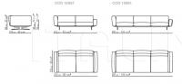 Модульный диван Soft Dream Large Flexform