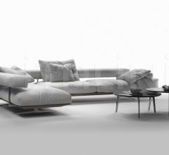 Модульный диван Wing фабрика Flexform