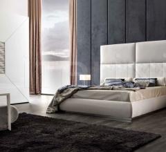 Итальянские шкафы гардеробные - Шкаф гардеробный Ebon 607 фабрика CorteZari
