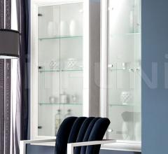 Навесной шкаф-витрина Zoe 809-G фабрика CorteZari