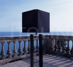 Итальянские напольные светильники - Напольный светильник Serge фабрика Flexform