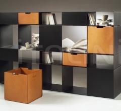 Итальянские аксессуары для интерьера - Коробка Box фабрика Flexform