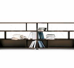 Книжный стеллаж Groundpiece фабрика Flexform