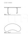 Письменный стол Mixer Flexform