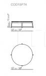 Столик Tris Flexform