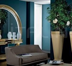 Итальянские цветочные горшки - Кашпо VASE 125 ART DECO+VASE 90 ART DECO фабрика Vismara Design